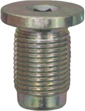 Brochure - Screw plugs and sealing rings (German)